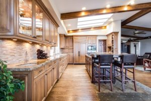 4 Advantages of Installing Hardwood in Your Kitchen