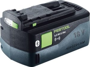 All about Festool Tools: Batteries and Charging Technology