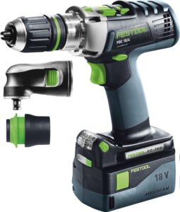 All About Festool Tools: Drills and Screwdrivers