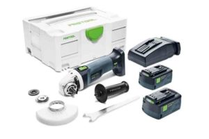 Festool's Cordless Vecturo and Cordless Angle Grinder