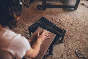 dust extraction jason brown wood floors