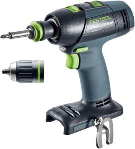 Cordless drill T 18+3