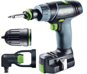 Cordless drill TXS