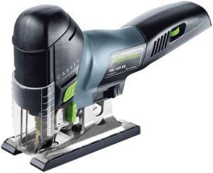 Cordless jigsaw CARVEX PSC 420 Li 18