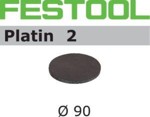 Stickfix soft sanding discs for extra-fine sanding, dia. 3-1